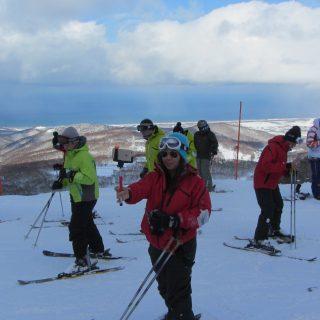 海外の旅行会社やメディアが北海道のスキーの魅力を体験した
