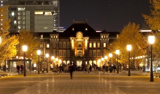 東京駅 ホテル 温泉